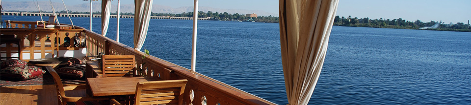 Rosemary Nile Sailing Dahabiya Cruise