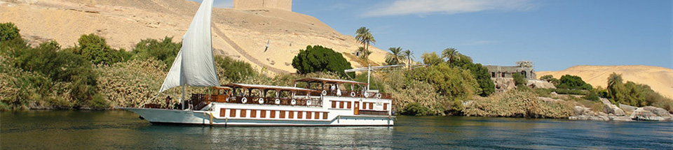 Special offer 3 Nights Nile Cruise from 27 to 30 December 2019 on 5 Stars Nile Cruise boat