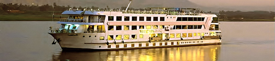 MS Nile Dolphin Nile Cruise