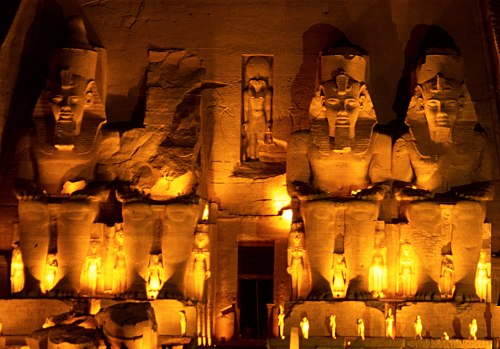 Aswan / Luxor 4 Days / 3 Nights Nile Cruises Itinerary