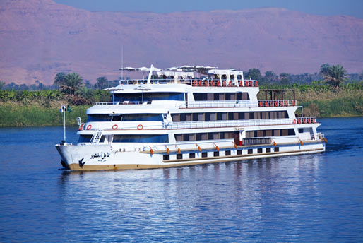 M/S Nile Adventurer Nile Cruise