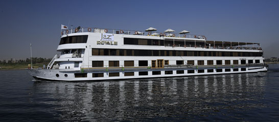 MS Jaz Royale Nile Cruise