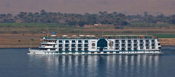 MS Sonesta Moon Goddess Nile Cruise
