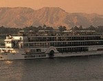 Oberoi Philae Nile Cruise 1