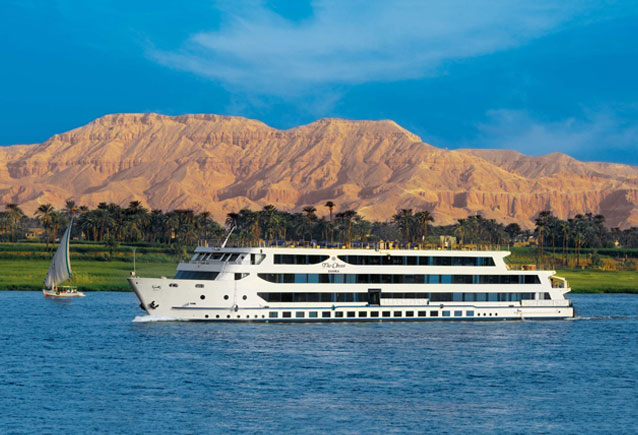 MS Oberoi Zahra Nile Cruise
