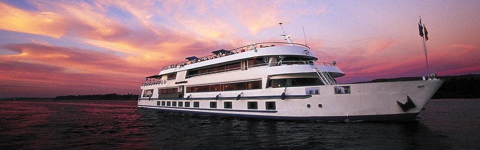 Abercrombie Nile Cruises Egypt Nile Cruise