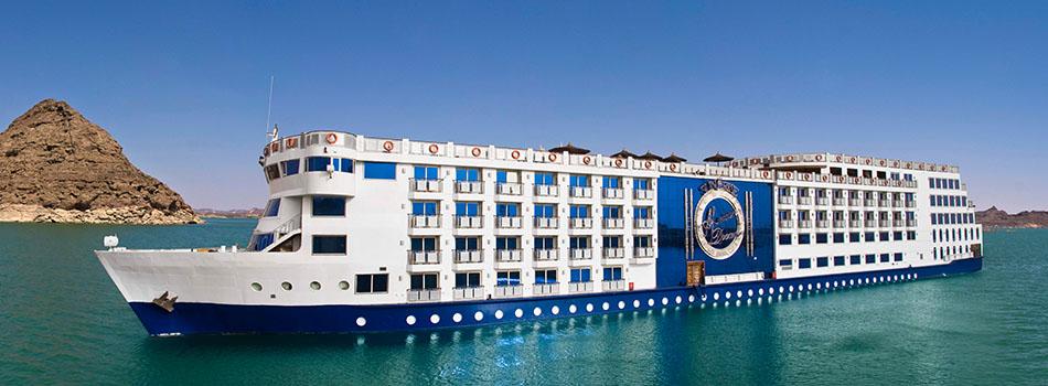 MS African Dream Lake Nasser Cruise