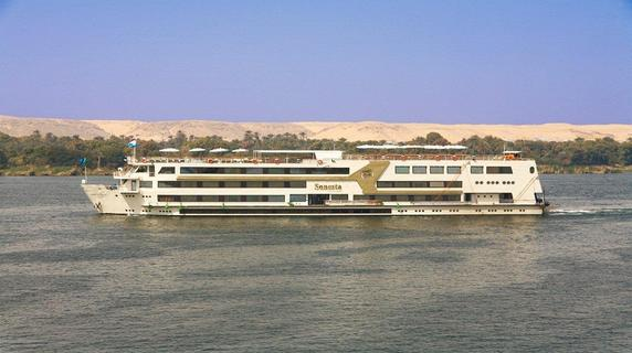 MS Sonesta Nile Goddess Nile Cruise