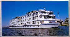 MS Queen Of Sheba Nile Cruise