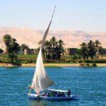 Nile Felucca Luxor 1