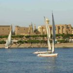 1 Day Nile Felucca Ride Adventure Sailing Boat in Luxor includes Lunch