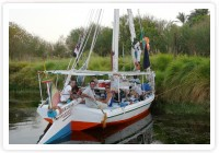 2 Days 1 Night Nile Felucca Ride Adventure Sailing Boat From Aswan To Kom Ombo Temple Transfer To Edfu Temple And Luxor