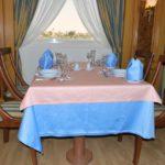 El Amira Dahabiya Restaurant & Foods www.egypt-nile-cruise.com