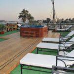 El Amira Dahabiya Sundeck 14 www.egypt-nile-cruise.com