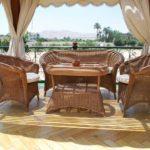 El Amira Dahabiya Sundeck www.egypt-nile-cruise.com