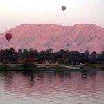 Hot Air Balloon Ride Trip in Luxor Egypt