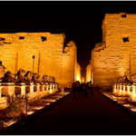 Karnak Temple Sound and Light Show in Luxor