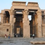 Day Tour from Aswan to Luxor includes visits Kom Ombo Temple & Horus Temple