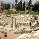 Roman theater at Kom El Dikka